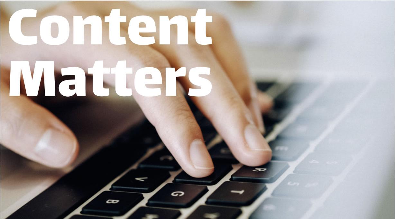contentmatters